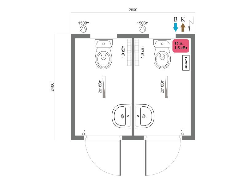 модуль КМТ-15