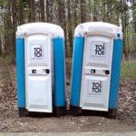 Туалеты в парках
