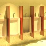 Нормативы туалетных услуг