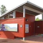 Опыт установки экологических туалетов в парковых зонах