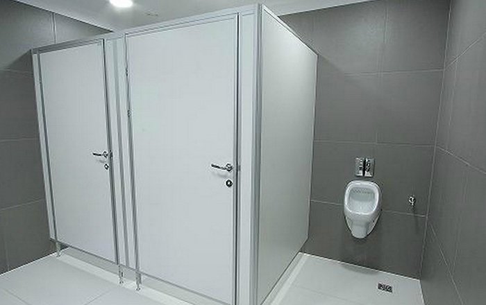 Туалетные перегородки серия 2 эконом