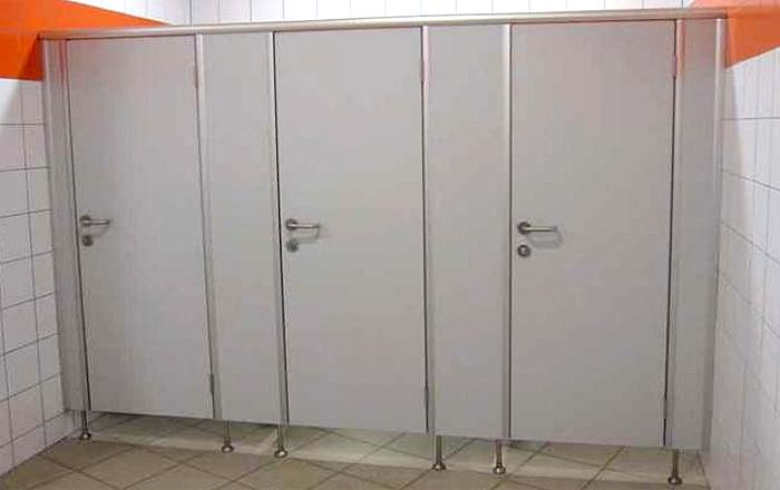 Туалетные перегородки серия 4 бизнес