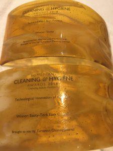Премия European Cleaning Awards