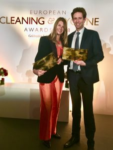 Премия European Cleaning Awards