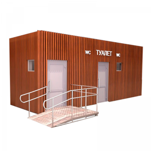Автономный туалет АМ-4