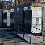 модульные туалеты в Черемушкинском проезде