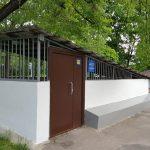 Общественный туалет на ул. Голубинская, вл.5, стр.2
