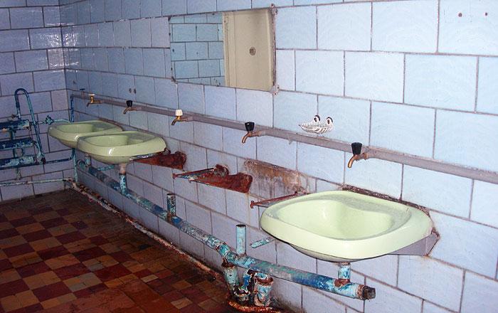 туалет на ВДНХ, 2009 год